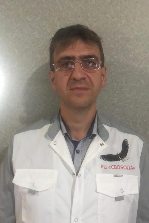 Афонин Дмитрий Станиславович Нарколог - психиатр