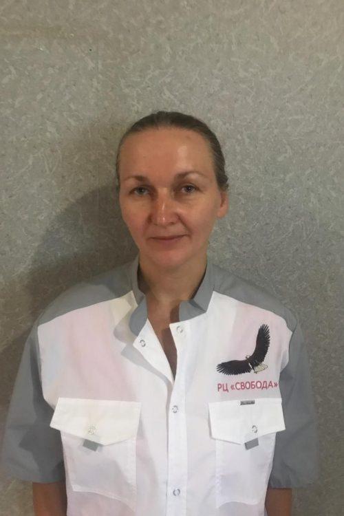 Жигаленкова Надежда Николаевна Психолог - реабилитолог